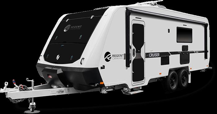 20'6″ Cruiser (RCC206) - Regent Caravans