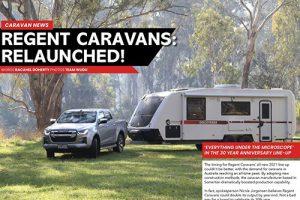 Regent Caravans: Relaunched! Review on Regents new models. - Snowy River Caravans - Media